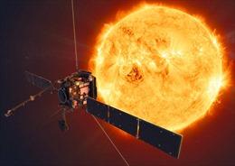 Tàu vũ trụ Solar Orbiter chụp ảnh Mặt Trời ở khoảng cách gần nhất