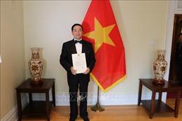 Việt Nam - Canada tăng cường quan hệ trên nhiều lĩnh vực