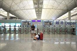 Sân bay Thâm Quyến tiếp nhận lại các chuyến bay chở khách quốc tế