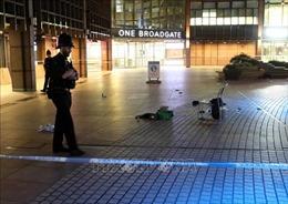 Tấn công bằng dao ở trung tâm thủ đô London