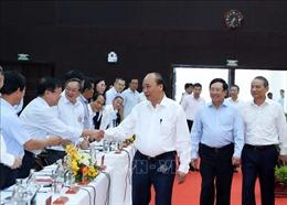 Thủ tướng làm việc với các địa phương Vùng kinh tế trọng điểm