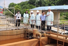 Đoàn giám sát Ủy ban Trung ương MTTQ Việt Nam làm việc tại Đồng Nai