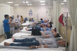 Trên 100 công nhân ở Đồng Nai nhập viện nghi do ngộ độc thực phẩm