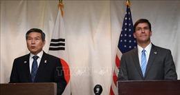 Bộ trưởng Quốc phòng Hàn-Mỹ điện đàm về quan hệ song phương