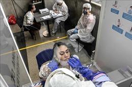 PAHO đánh giá tốc độ lây lan của dịch bệnh tại châu Mỹ