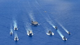Australia tham gia tập trận hải quân với Mỹ và Nhật Bản