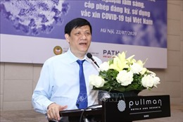 Việt Nam nỗ lực đẩy nhanh quá trình nghiên cứu sản xuất vắc xin COVID-19