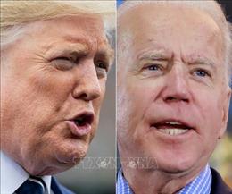 Ứng cử viên Joe Biden vượt qua Tổng thống Trump về tỷ lệ ủng hộ của cử tri độc lập