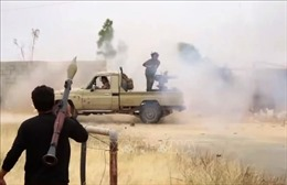 Thổ Nhĩ Kỳ nêu điều kiện để mở đường cho thỏa thuận ngừng bắn ở Libya