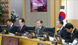 Hàn Quốc thay 5 thư ký Tổng thống