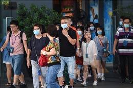 Hong Kong lại ghi nhận số ca mắc COVID-19 cao nhất trong ngày