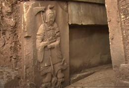 Phát hiện 2 ngôi mộ niên đại hơn 1.800 năm tại tỉnh Hồ Nam, Trung Quốc