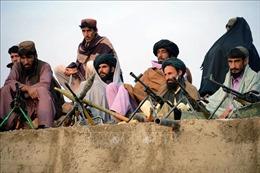Taliban đề xuất đối thoại với Chính phủ Afghanistan