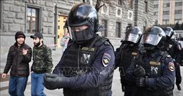 Nga tiêu diệt đối tượng âm mưu tấn công khủng bố ở Moskva