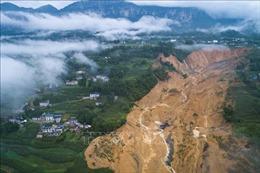 Mưa lớn làm 6 người chết, mất tích ở Hồ Bắc, Trung Quốc