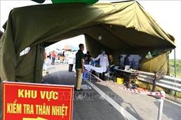 Quảng Ninh tái thiết lập các tổ công tác chống dịch thôn, bản, khu phố
