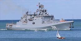 Hải quân Nga tập trận tại Biển Đen