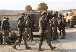 Thổ Nhĩ Kỳ bắt giữ 11 đối tượng tình nghi liên quan IS