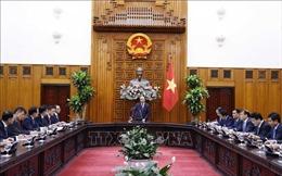 Thủ tướng Nguyễn Xuân Phúc tiếp các doanh nghiệp Hàn Quốc đầu tư tại Việt Nam