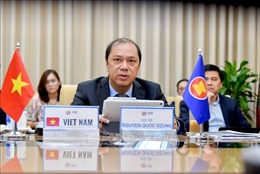 ASEAN 2020: Đối thoại cấp cao trực tuyến về phục hồi sau đại dịch COVID-19