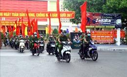 Cam kết xóa nạn mua bán người ở Việt Nam