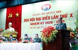 Đoàn 969làm chủ nhiệm vụ giữ gìn, bảo vệ thi hài Chủ tịch Hồ Chí Minh