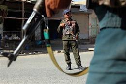 Lệnh ngừng bắn ở Afghanistan bắt đầu có hiệu lực