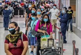 Philippine gia hạn các biện pháp hạn chế tại thủ đô Manila