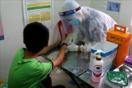 Thừa Thiên - Huế xét nghiệm nhanh cho người trở về từ vùng dịch