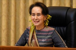 Bà Aung San Suu Kyi xác nhận tranh cử vào Quốc hộiMyanmar nhiệm kỳ thứ hai