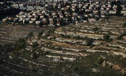 Thủ tướng Israel giữ phương án sáp nhập các khu vực thuộc Bờ Tây