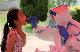 Trung Quốc thêm 36 ca mắc COVID-19, có 30 ca lây nhiễm trong cộng đồng