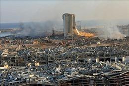 Tổng thống Liban để ngỏ khả năng vụ nổ ở Beirut là do tấn công tên lửa