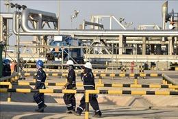 Lợi nhuận của Saudi Aramco giảm 73% do giá dầu thấp