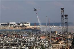 Hơn 50% số bệnh viện Liban không thể hoạt động sau vụ nổ ở Beirut