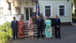 ASEAN 2020: Thúc đẩy quan hệ giữa ASEAN và Ukraine