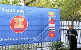 Đại sứ Lào tại Đức đề cao ASEAN đoàn kết, vững mạnh và gắn kết toàn diện