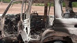 Niger truy lùng thủ phạm vụ tấn công sát hại 6 công dân Pháp