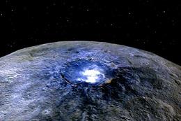 Bất ngờ với bí ẩn về hành tinh lùn Ceres