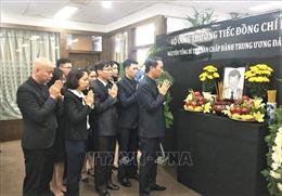 Lễ viếng nguyên Tổng Bí thư Lê Khả Phiêu tại Hong Kong và Côn Minh (Trung Quốc)
