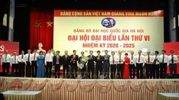 Đến năm 2025, Đại học Quốc gia Hà Nội phấn đấu vào nhóm 500 đại học hàng đầu thế giới