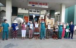 Đà Nẵng có thêm 7 bệnh nhân mắc COVID-19 xuất viện