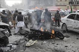 Pakistan đập tan âm mưu khủng bố tại tỉnh Punjab
