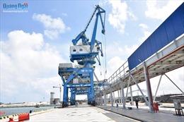 Hơn 8 triệu tấn hàng thông qua Cảng Hòa Phát Dung Quất
