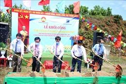 Khởi công xây dựng 145 nhà Đại đoàn kết tặng hộ nghèo