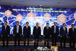 Thủ tướng dự Lễ khai trương Hệ thống thông tin quốc gia và điều hành của Chính phủ