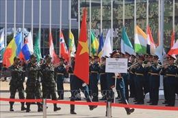 Việt Nam tham dự Hội thao quân sự quốc tế 2020 tại Nga