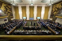 Ủy ban Hiến pháp Syria khai mạc phiên họp thứ ba