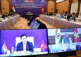 Kỳ họp lần thứ 17 Ủy ban Hỗn hợp Việt Nam - Ấn Độ