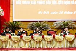 Bộ Tổng Tham mưu QĐND Việt Nam trong sự nghiệp đấu tranh giải phóng dân tộc, xây dựng và bảo vệ Tổ quốc